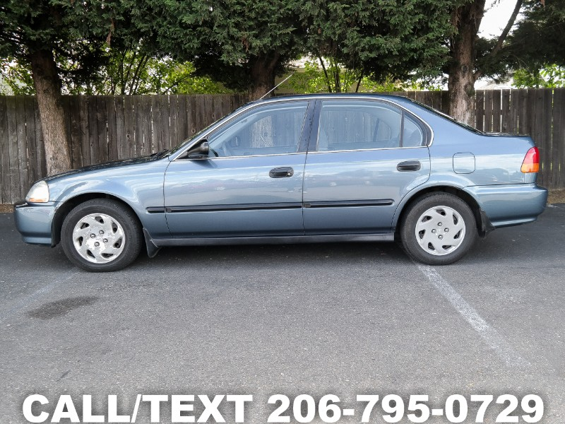1997 Honda Civic LX sedan