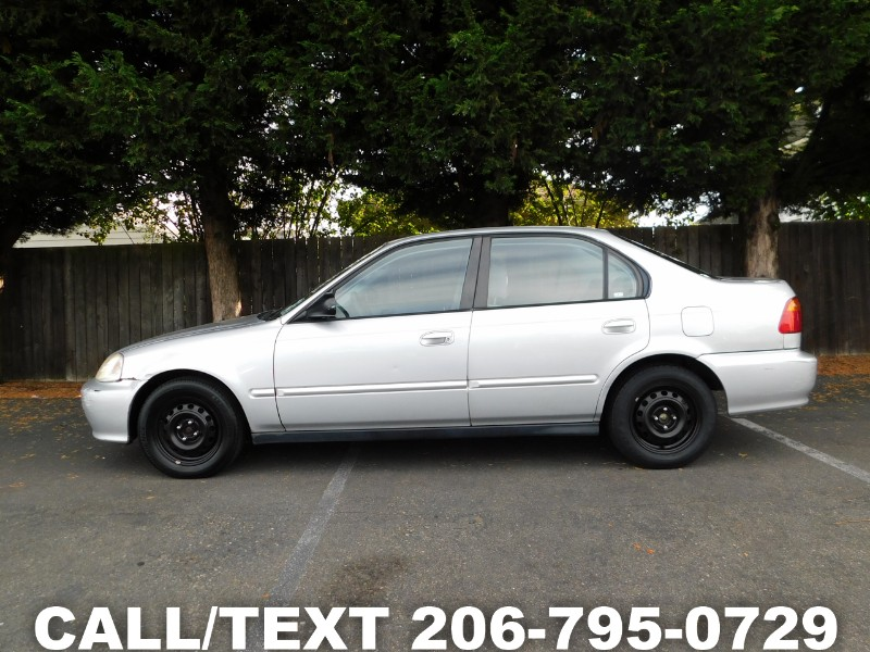 1999 Honda Civic DX Sedan