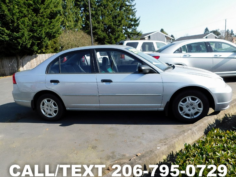 Honda Civic LX sedan 2001