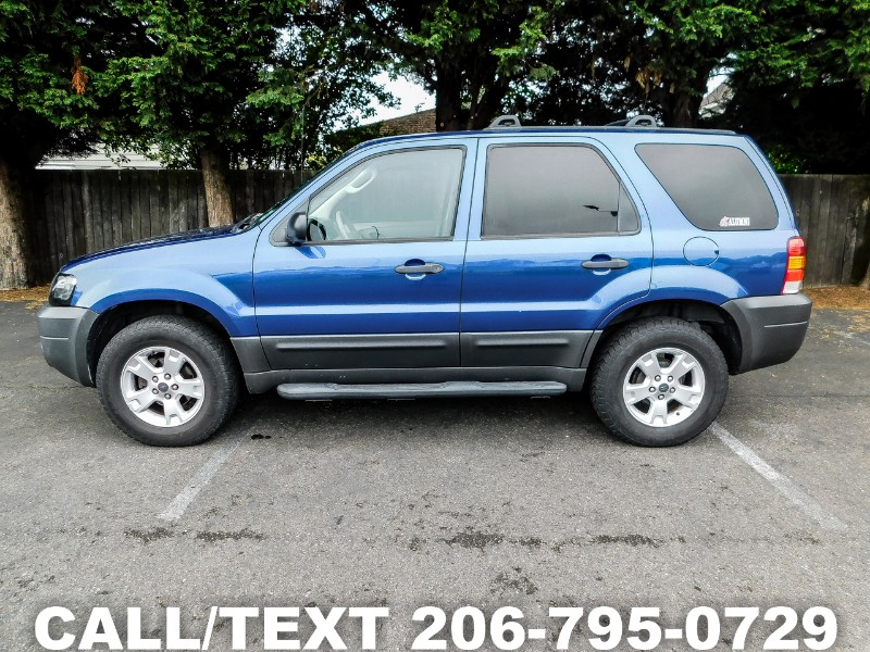 Ford Escape XLT 4WD 2.3L 2007