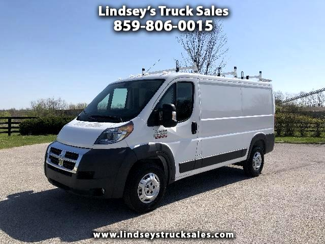 2016 RAM Promaster 1500 Low Roof Tradesman 136-in. WB