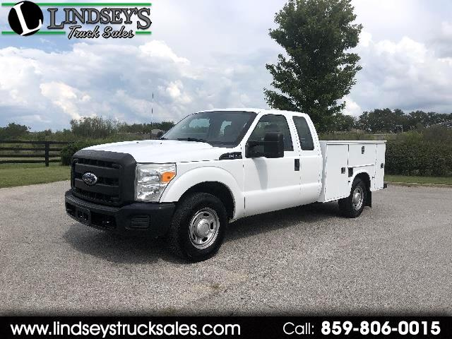 2011 Ford F-250 SD XL SuperCab 2WD