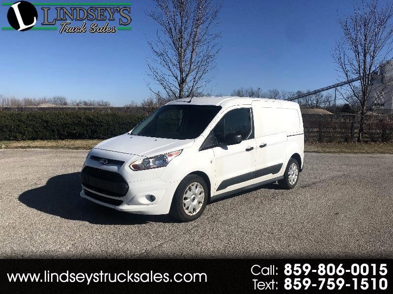 Ford Transit Connect Cargo Van XLT LWB w/Rear 180 Degree Door 2016