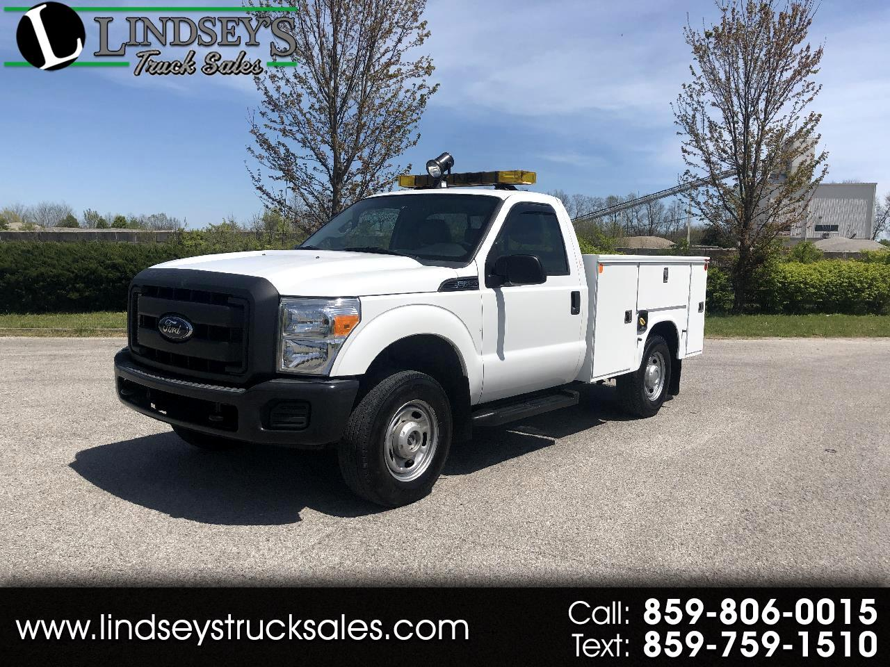 Ford F-250 SD XL 4WD 2012