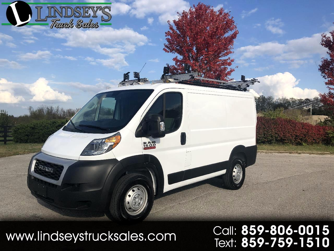 RAM Promaster 1500 Low Roof Tradesman 118-in. WB 2019
