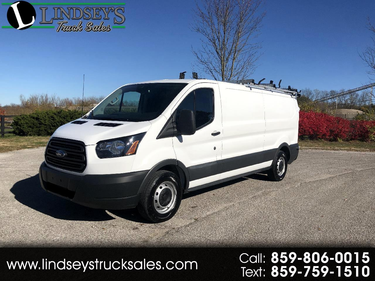 Ford Transit 150 Van Low Roof w/Sliding Pass. 148-in. WB 2017