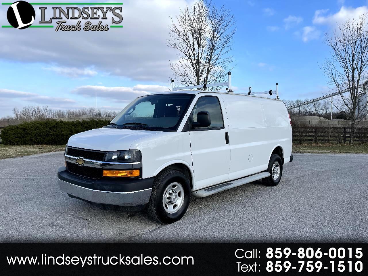 "Chevrolet Express Cargo Van 2500 135"" WB 2019"