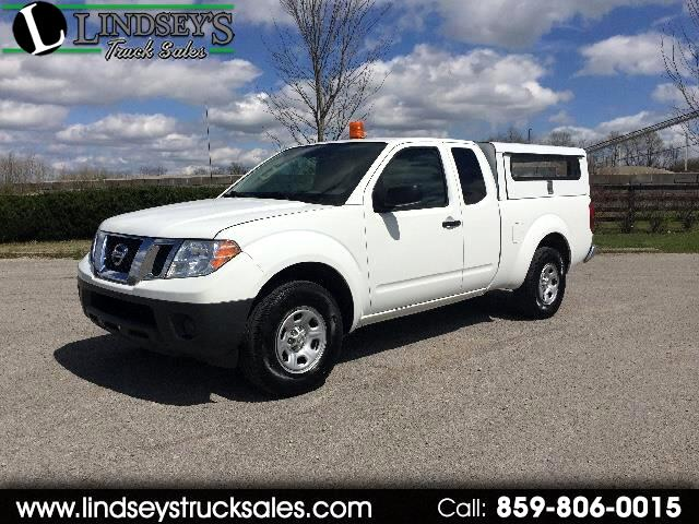 2014 Nissan Frontier SV King Cab I4 5AT 2WD