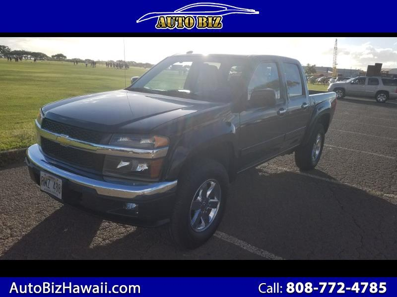 2012 Chevrolet Colorado 2LT Crew Cab 2WD