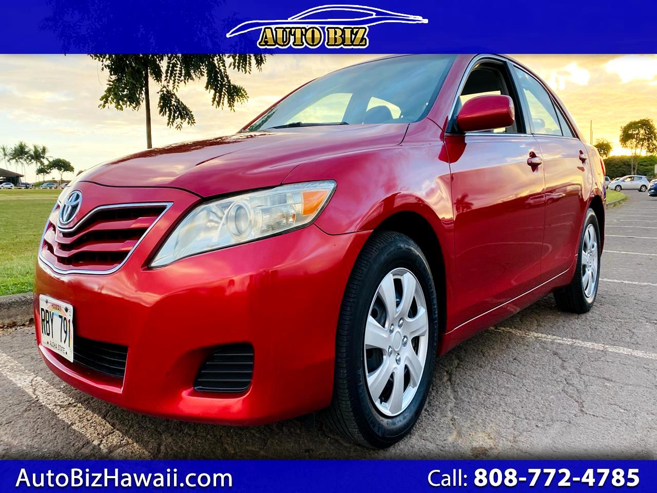 Toyota Camry LE Sport 2010
