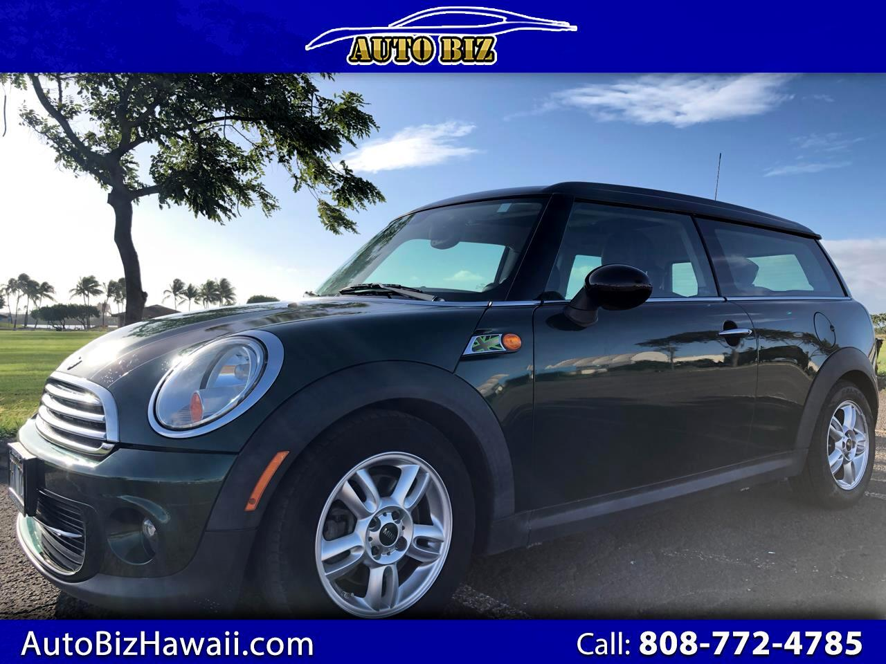MINI Cooper Clubman Base 2012