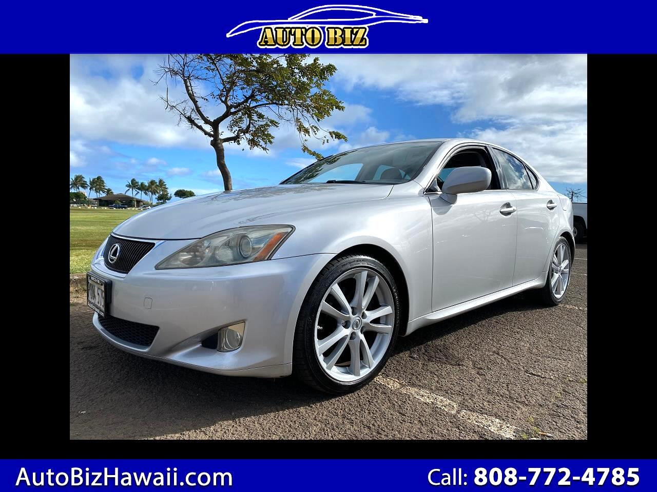 Lexus IS 250 IS 250 6-Speed Sequential 2006