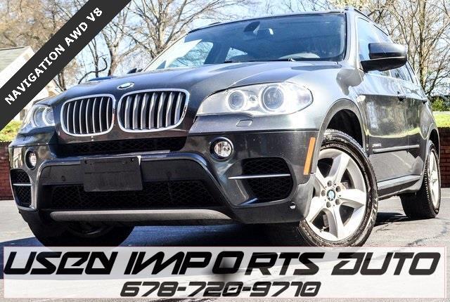 2013 BMW X5 xDrive50i w/Sports Package