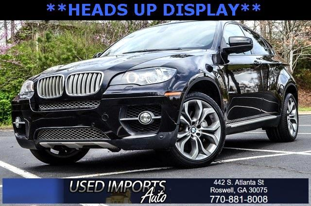 2011 BMW X6 AWD 4dr xDrive50i