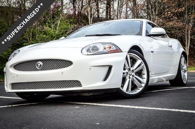 2011 Jaguar XKR Supercharged