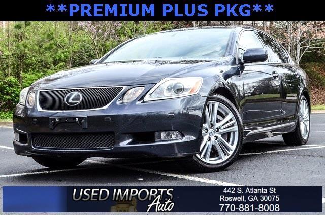 2007 Lexus GS 450h Premium Plus Package