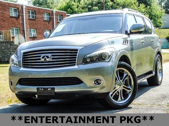 2012 Infiniti QX56 Technology Package