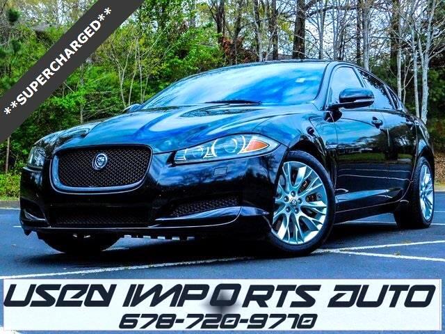 2013 Jaguar XF-Series XF 3.0L V6 SC