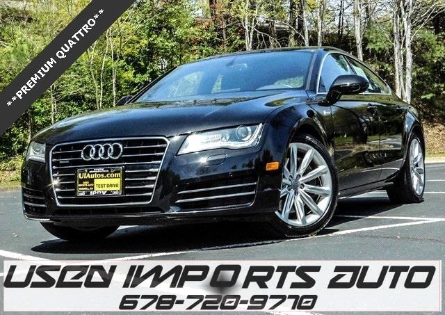 2013 Audi A7 Premium Plus quattro