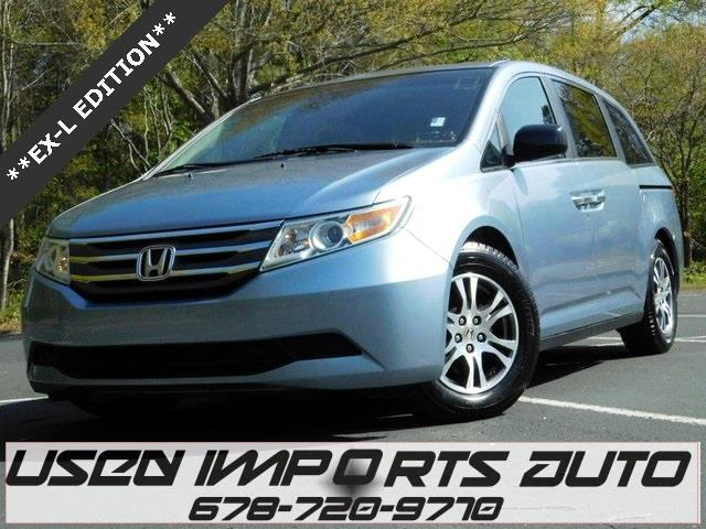 2011 Honda Odyssey EX-L EDITION