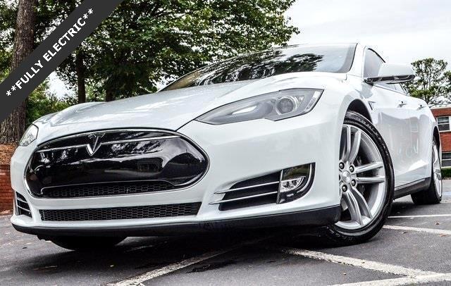 2014 Tesla Model S 60