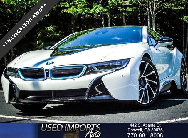 2014 BMW i8 Hybrid w/Navigation