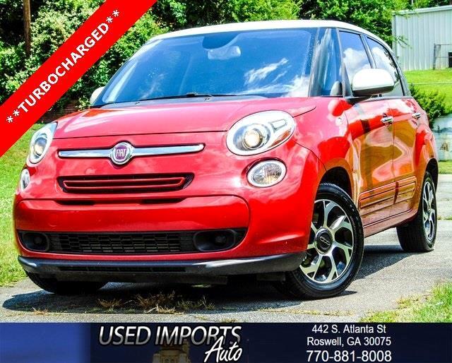 2015 Fiat 500L Easy