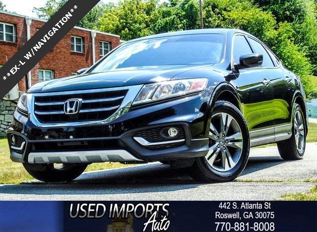 2014 Honda Crosstour EX-L V-6 w/Navigation