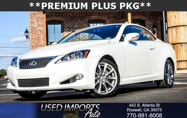 2014 Lexus IS C 250