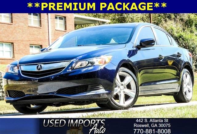 2015 Acura ILX 5-Spd AT