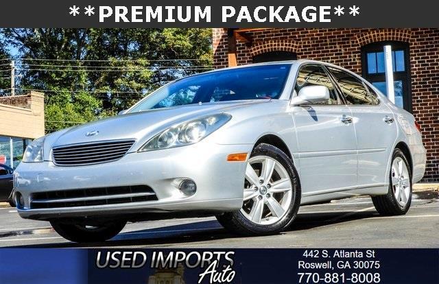 2005 Lexus ES 330 Premium Package
