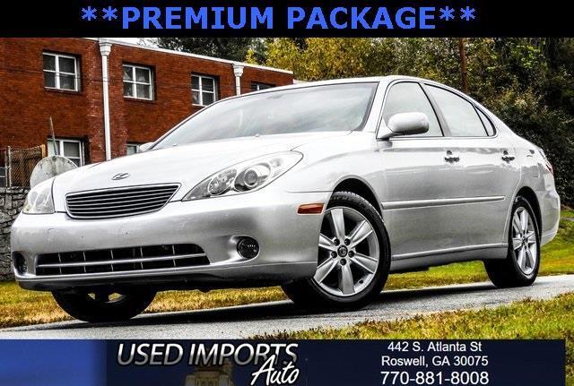 2005 Lexus ES 330 Premium
