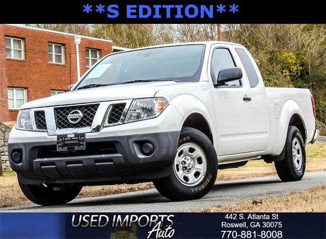 2015 Nissan Frontier Ext. Cab S
