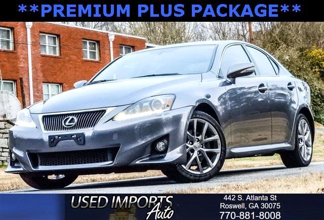 2013 Lexus IS 250 Premium Plus Package