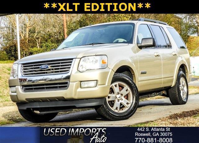 2007 Ford Explorer XLT V6
