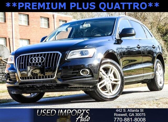 2013 Audi Q5 quattro 4dr 2.0T Premium Plus