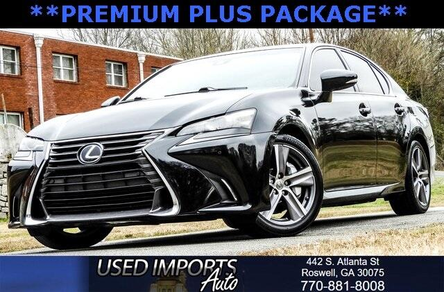 2016 Lexus GS 350 Premium Plus Package