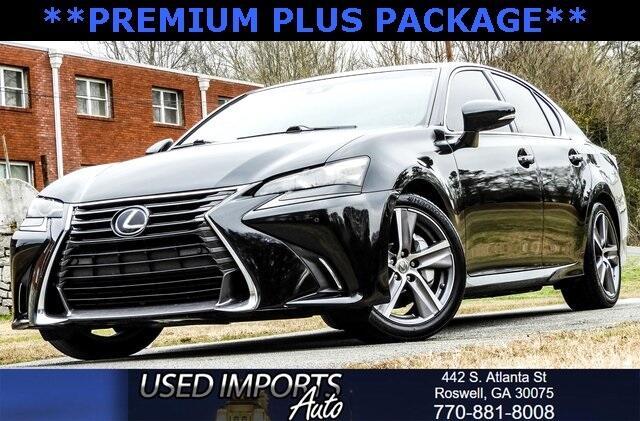 2016 Lexus GS 350 Premium Plus Package