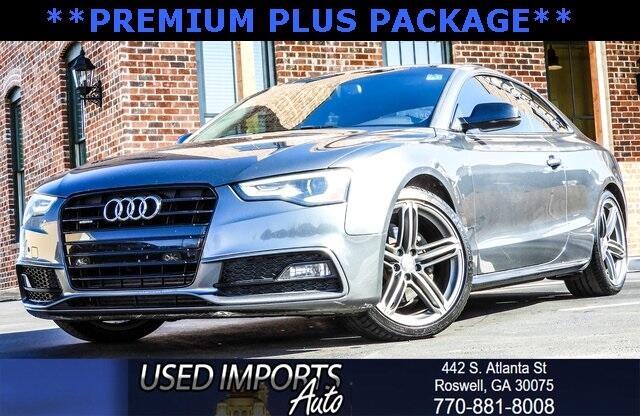 2013 Audi A5 Quattro Premium Plus S-Line