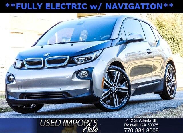 2014 BMW i3 4dr HB