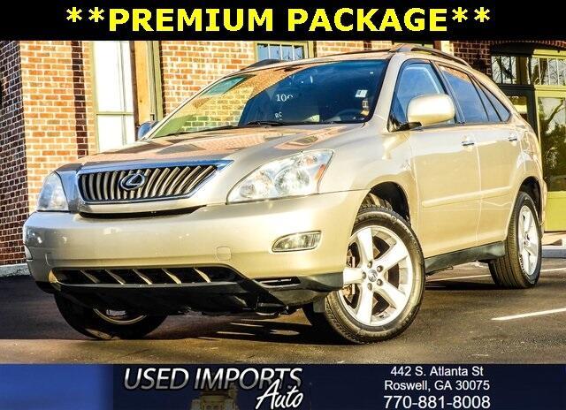 2008 Lexus RX 350 Premium Package