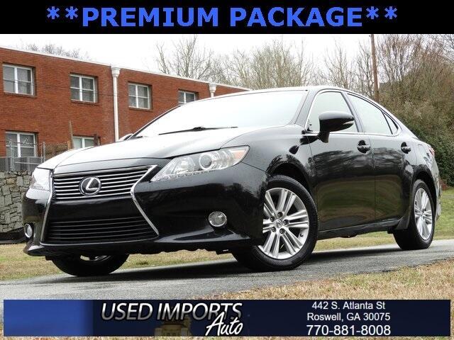 2015 Lexus ES 350 Premium