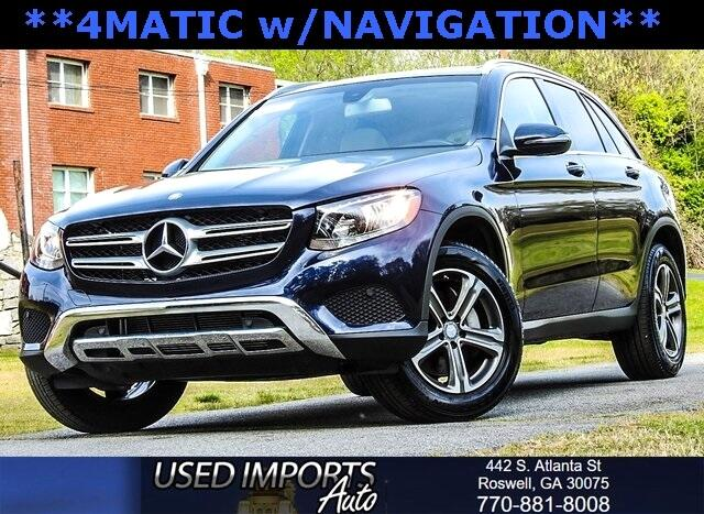 2016 Mercedes-Benz GLC GLC 300 4MATIC