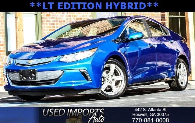 2016 Chevrolet Volt 5dr HB LT