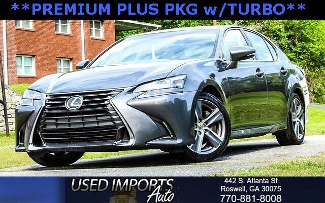 2016 Lexus GS 200T Premium Plus Package