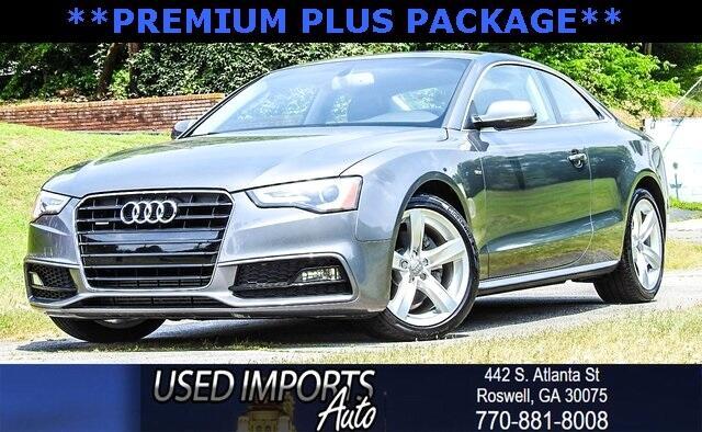 2016 Audi A5 2dr Cpe Auto Premium Plus