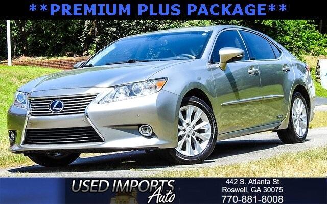 2015 Lexus ES 300h Premium Plus Package