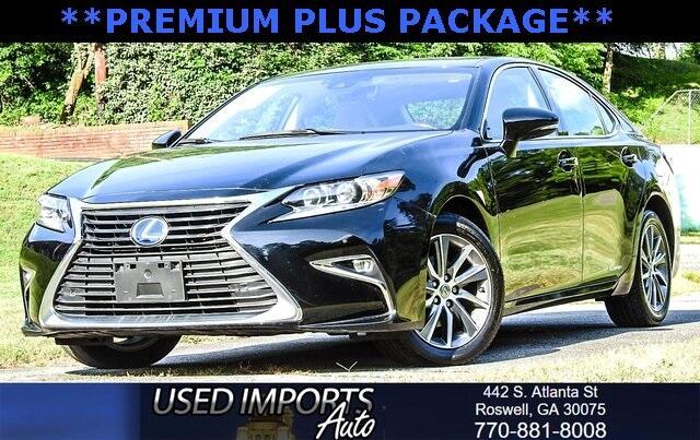 2016 Lexus ES 300h Premium Plus Package