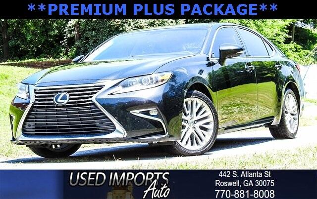 2016 Lexus ES 350 Premium Plus