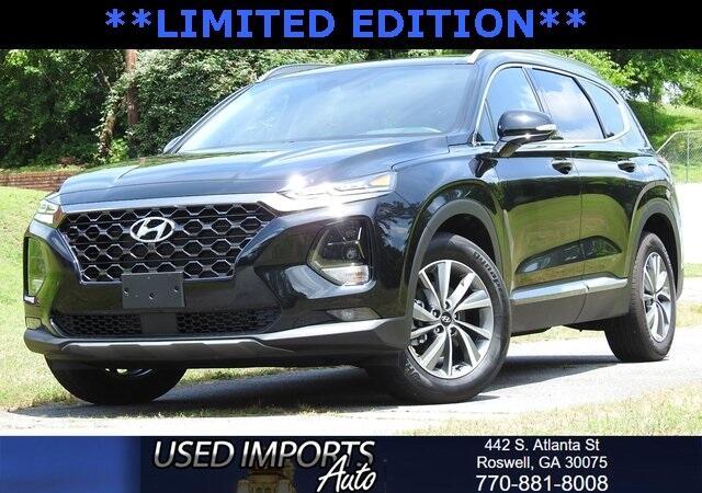 2019 Hyundai Santa Fe Ultimate 2.4L Auto FWD
